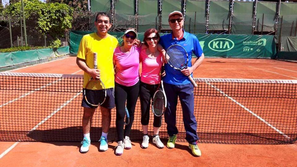 Tennis club de tunis for Club de tennis interieur saguenay